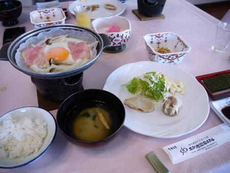 ( 朝食 )