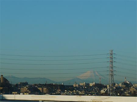 ( 富士山!)