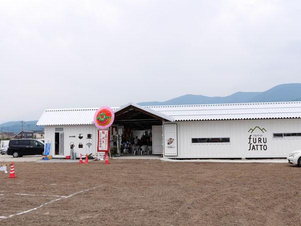 ( 駅前コンテナハウス )