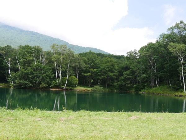 ( 静かな湖畔 )