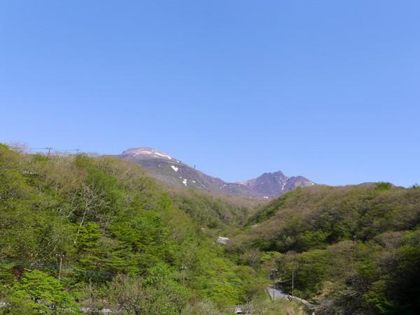 ( 茶臼岳 )