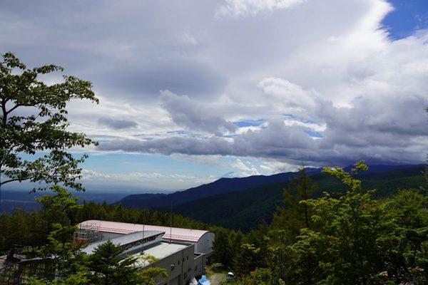 ( 富士山 )
