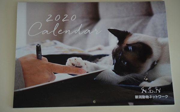 ( NDNカレンダー2020 )
